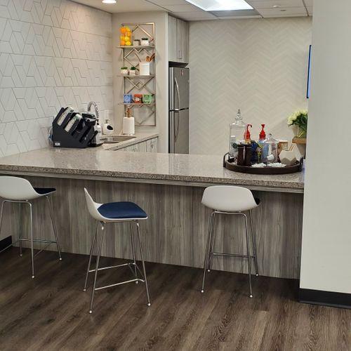 4th Floor Shared Kitchen