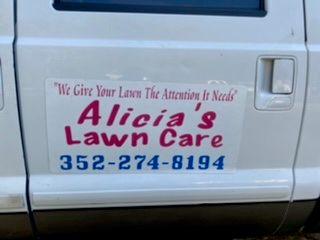 Avatar for Alicia's Lawn Care