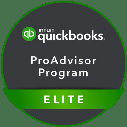 Quick Books Proadvisor Elite