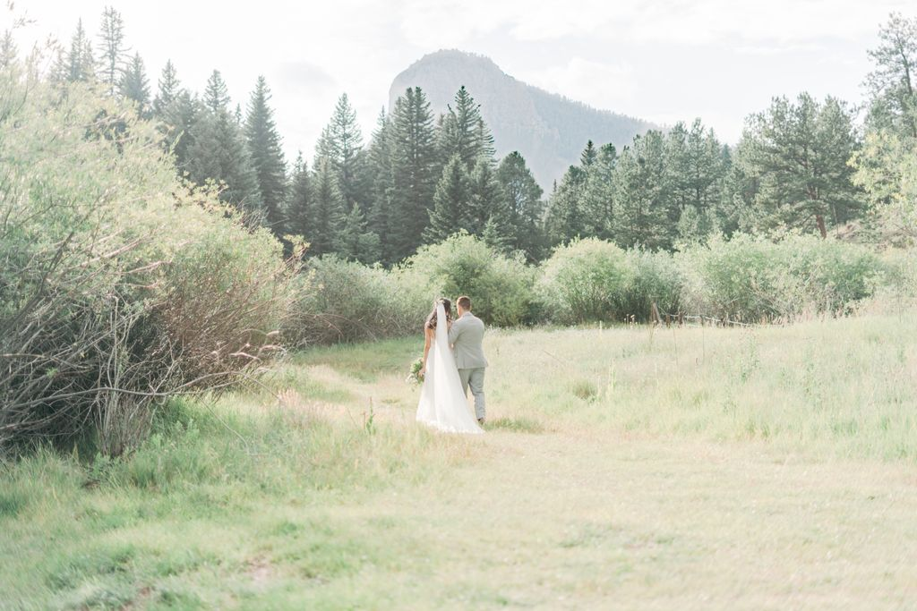 Wedgewood Mountain View Ranch Wedding