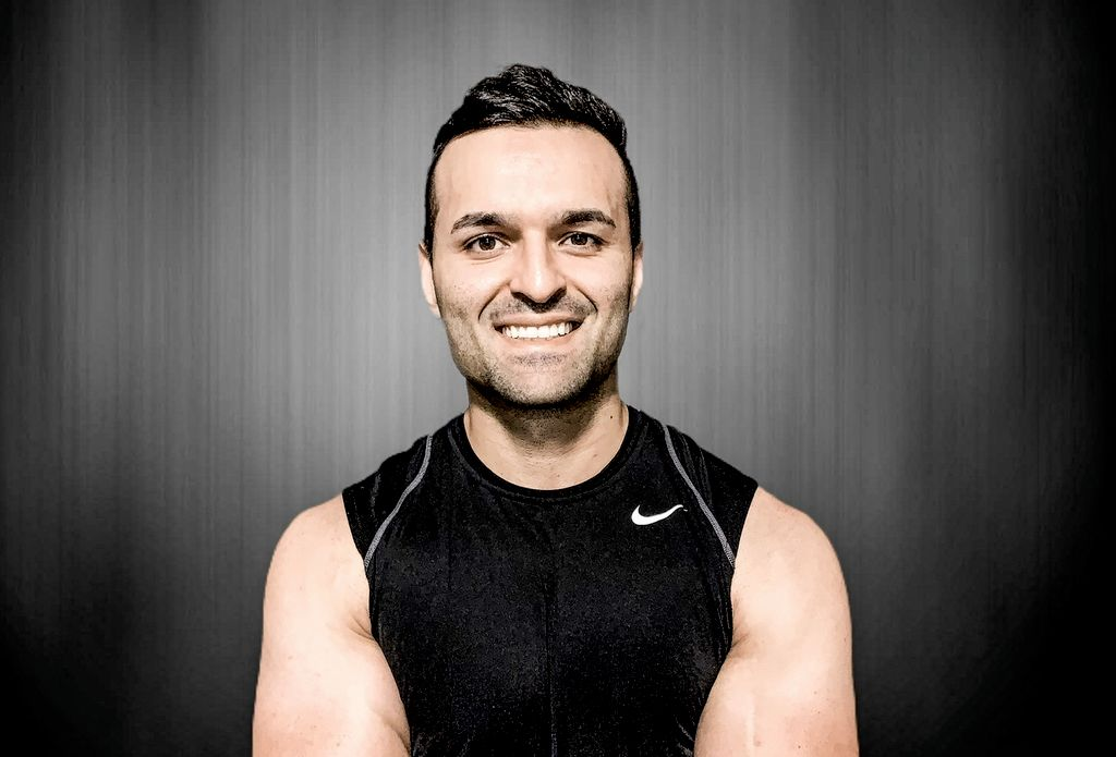 Armin Moridi - Fitness Coach