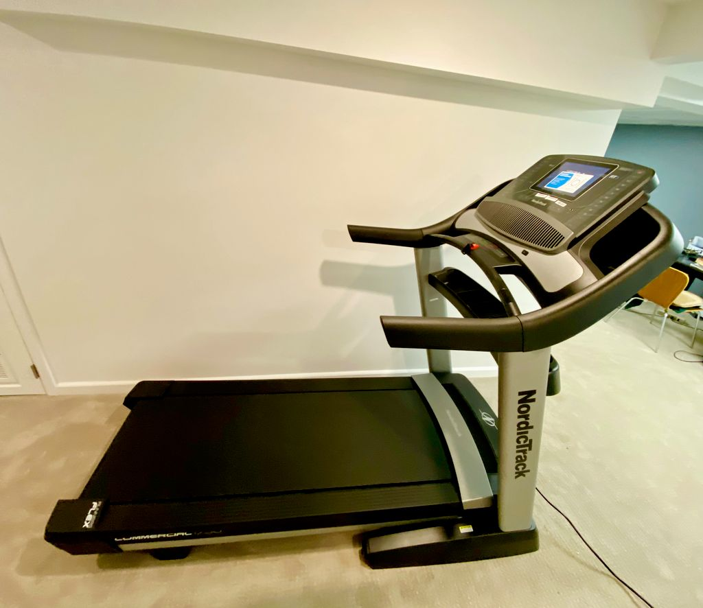 Treadmill Assembly - NordicTrac 1750