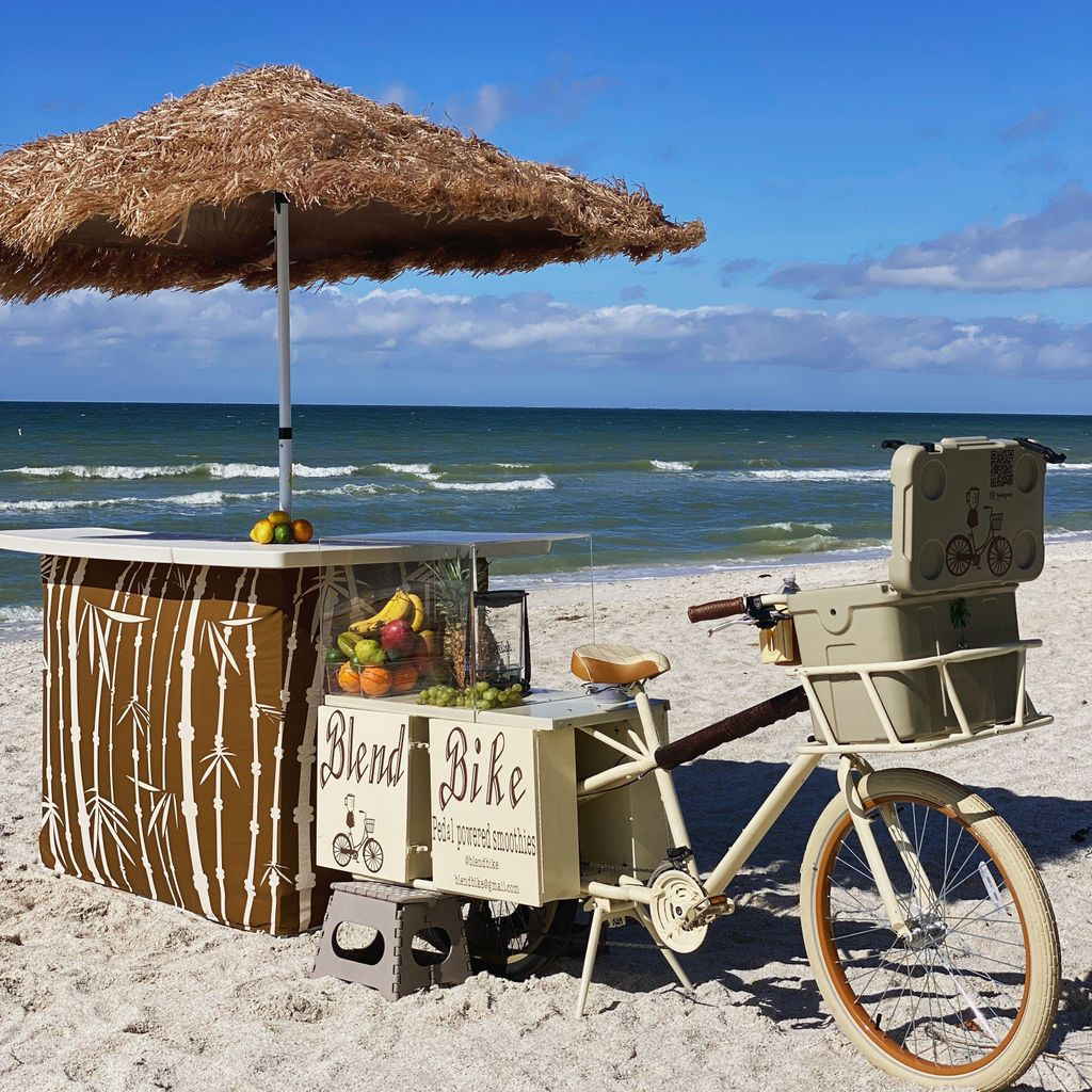 Blend Bike & Mobile Tiki Bar