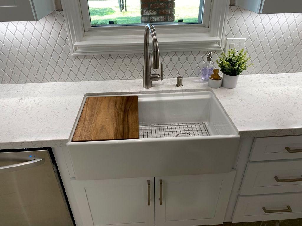 Cholame kitchen remodel