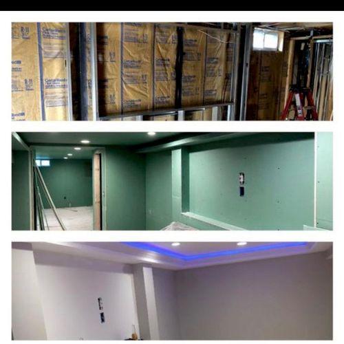 3 steps to a finish basement