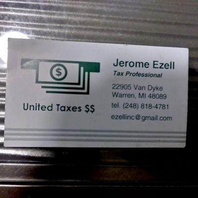 Avatar for United Taxes $$