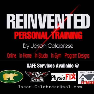 Avatar for REINVENTED Personal Training By Jason