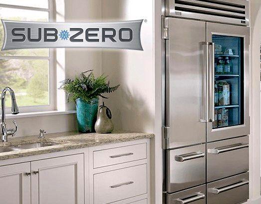 🥇 Sub-Zero & Viking