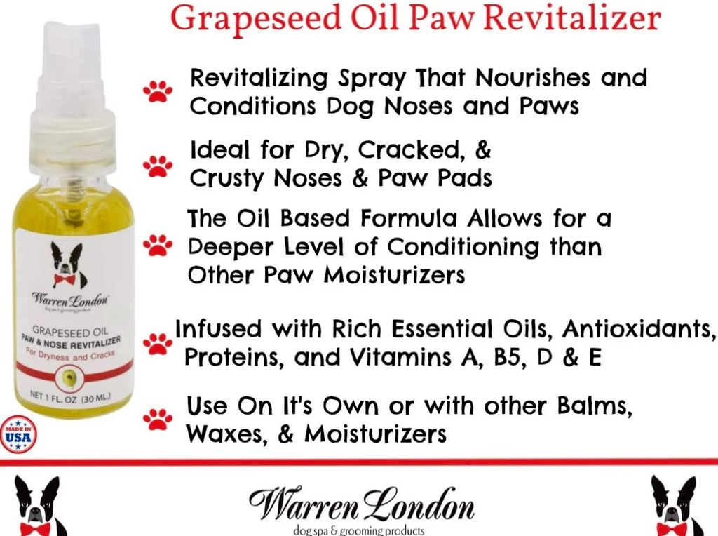Warren London Paw Revitalizer
