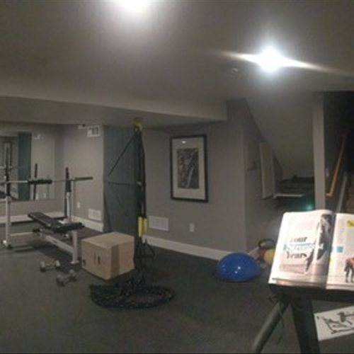 My brand new private studio! A safe training space limited to myself and you!