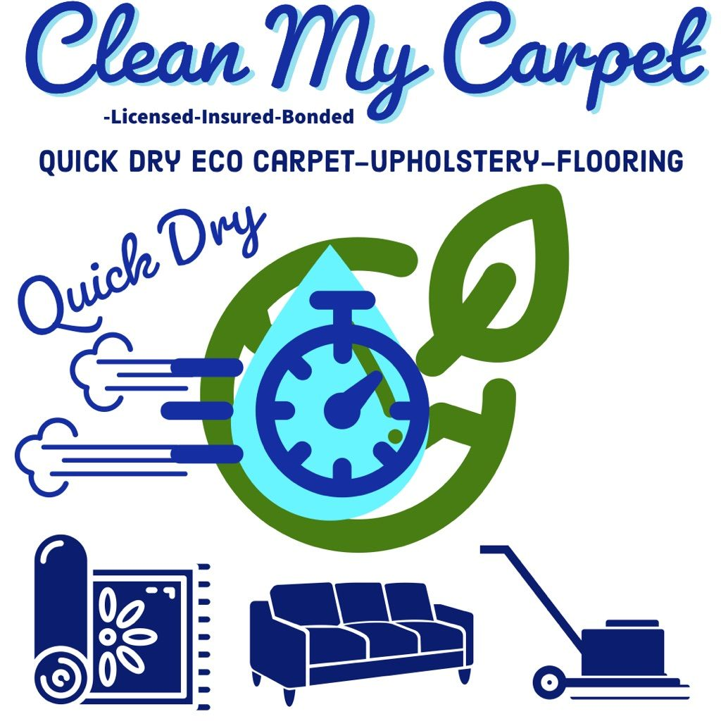 Clean My Carpet-Upholstery-Flooring