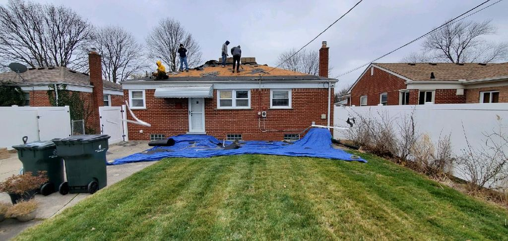 Roof Replacment