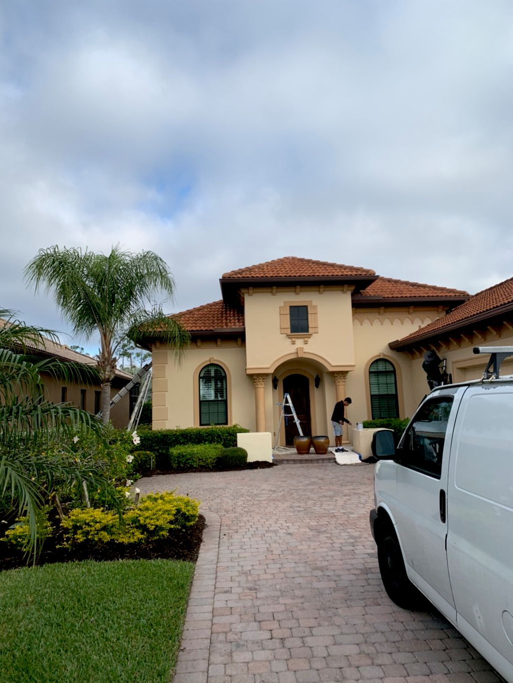 ALL SERVICES BY EDU LLC PAINTING