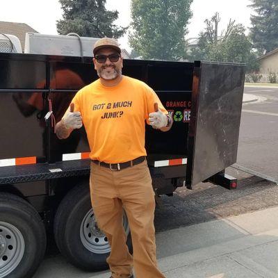 Avatar for Orange Crush Junk Removal