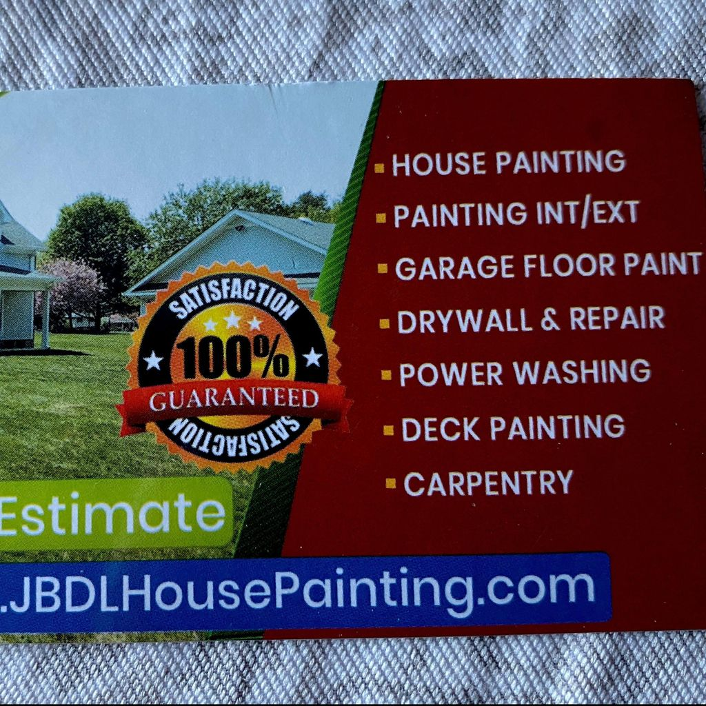 Jbdl house painting & more LLC