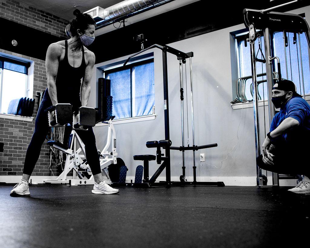 Gym Promo Video & Photos