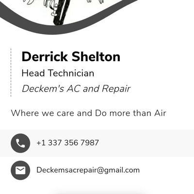 Avatar for Deckem's AC & Repair
