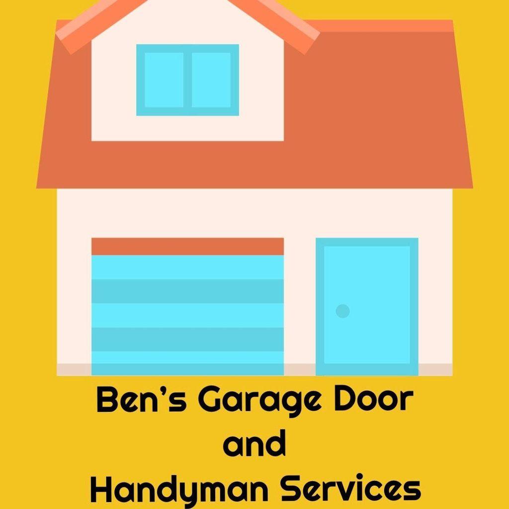 Ben's Garage Door and Handyman Services