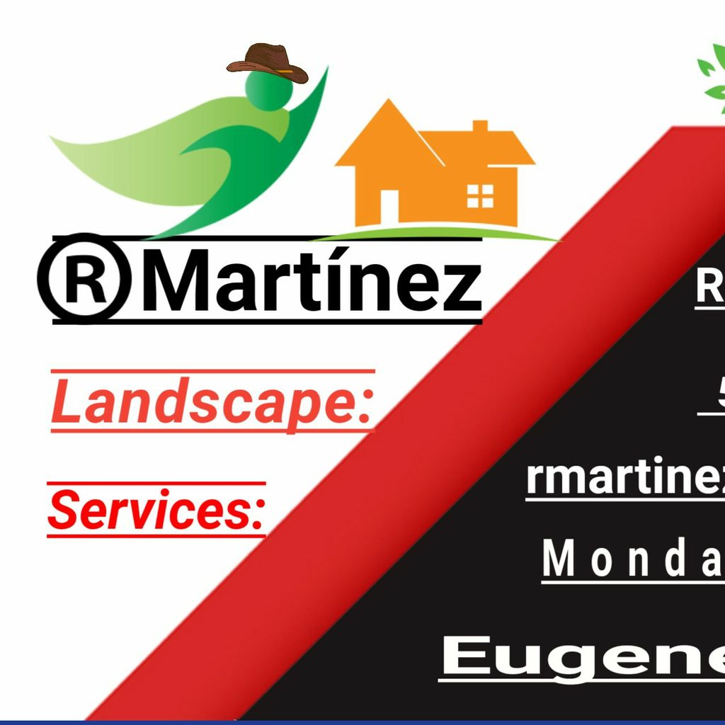 R Martinez landscaping services