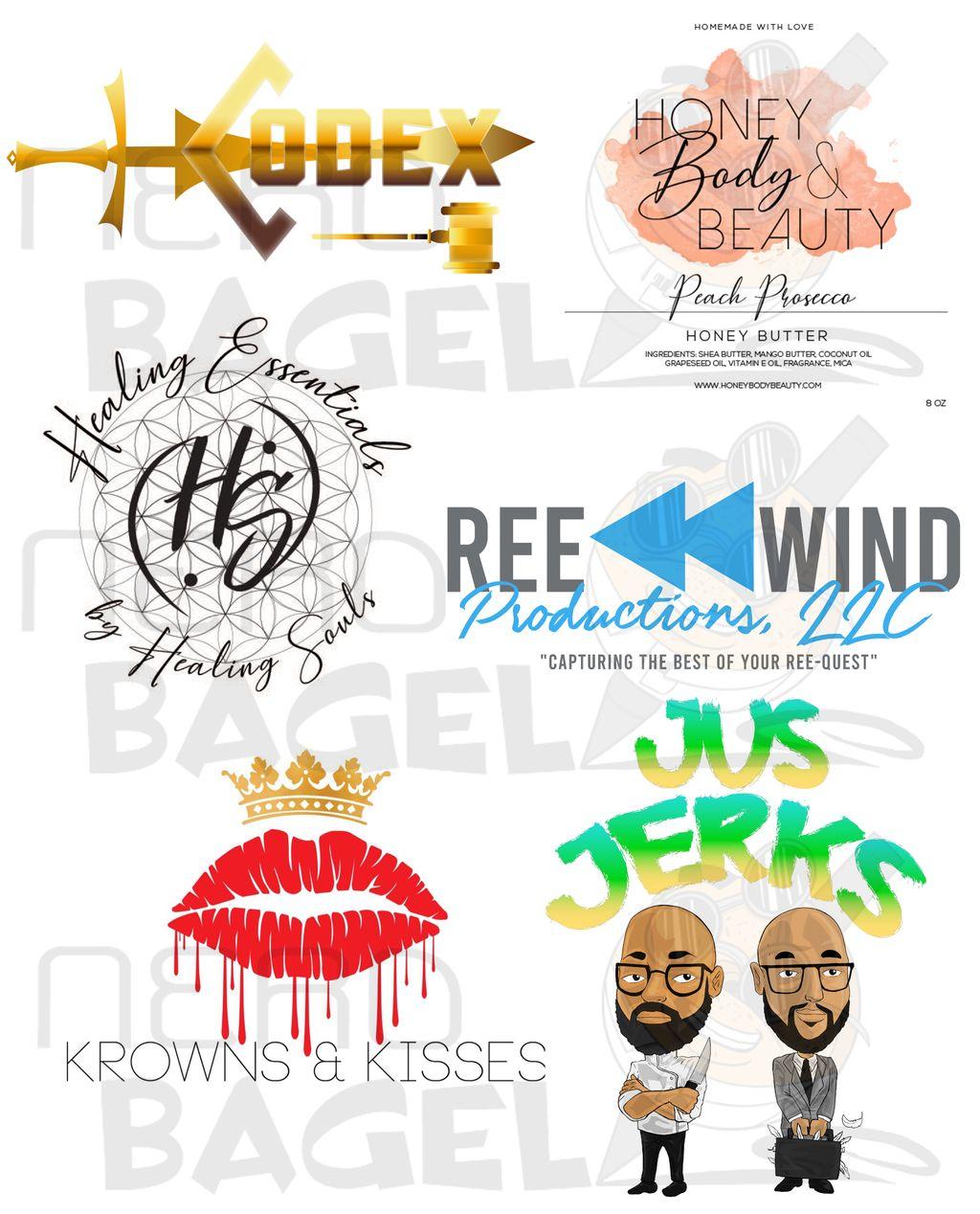 Graphic Design Samples