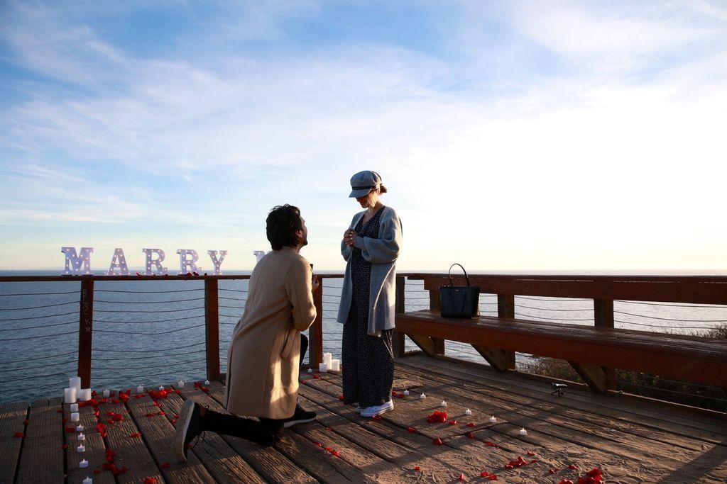 Linda and Armon Live Engagement January 1, 2021