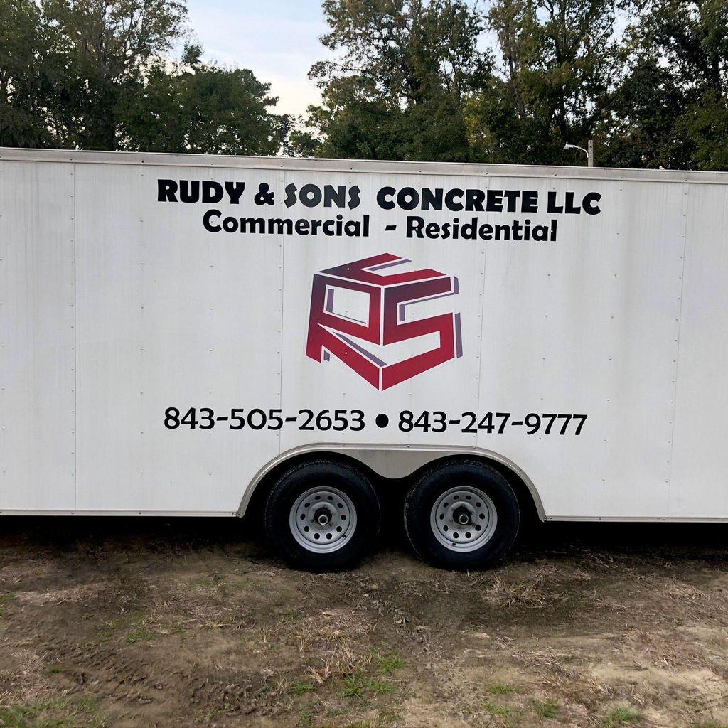 Rudy & Sons Concrete LLC