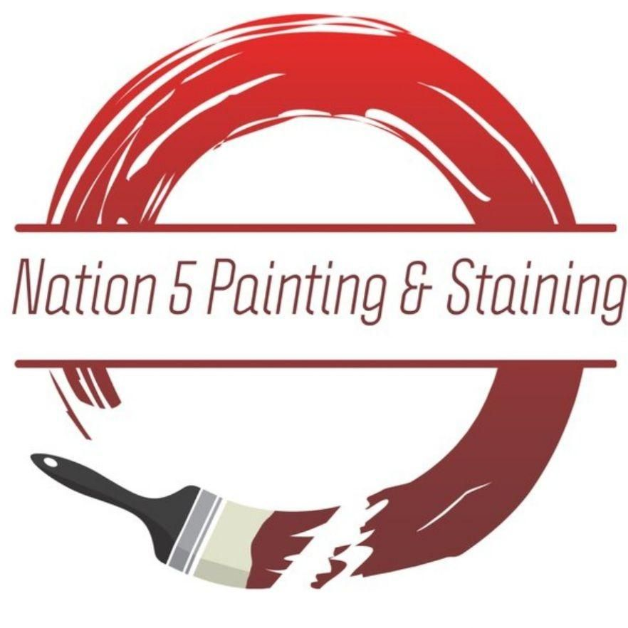 Nation 5 Painting & Staining