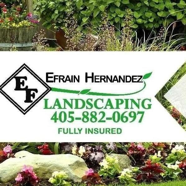 Efrain Hernández EF Landscaping