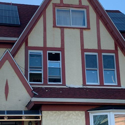 Doble Hung Windows Installation