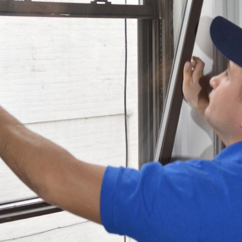window glass replacement service