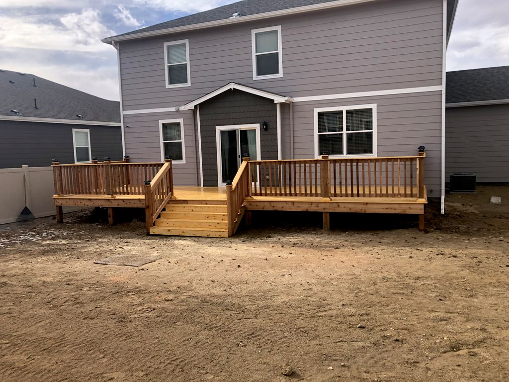 Deck or Porch Remodel or Addition - Frederick 2021
