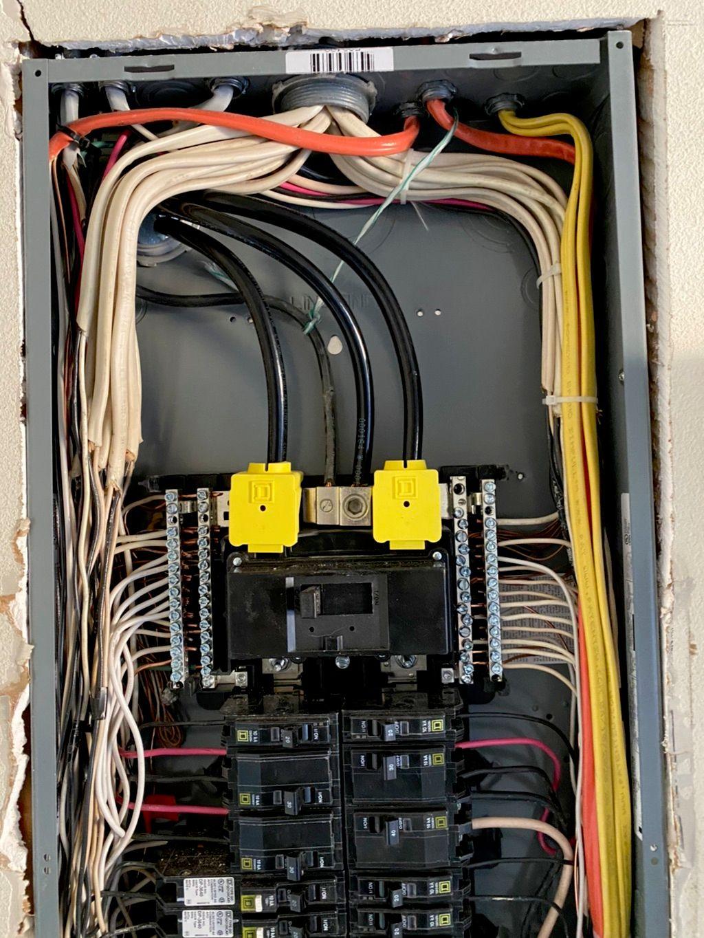 Qasemi Electrician