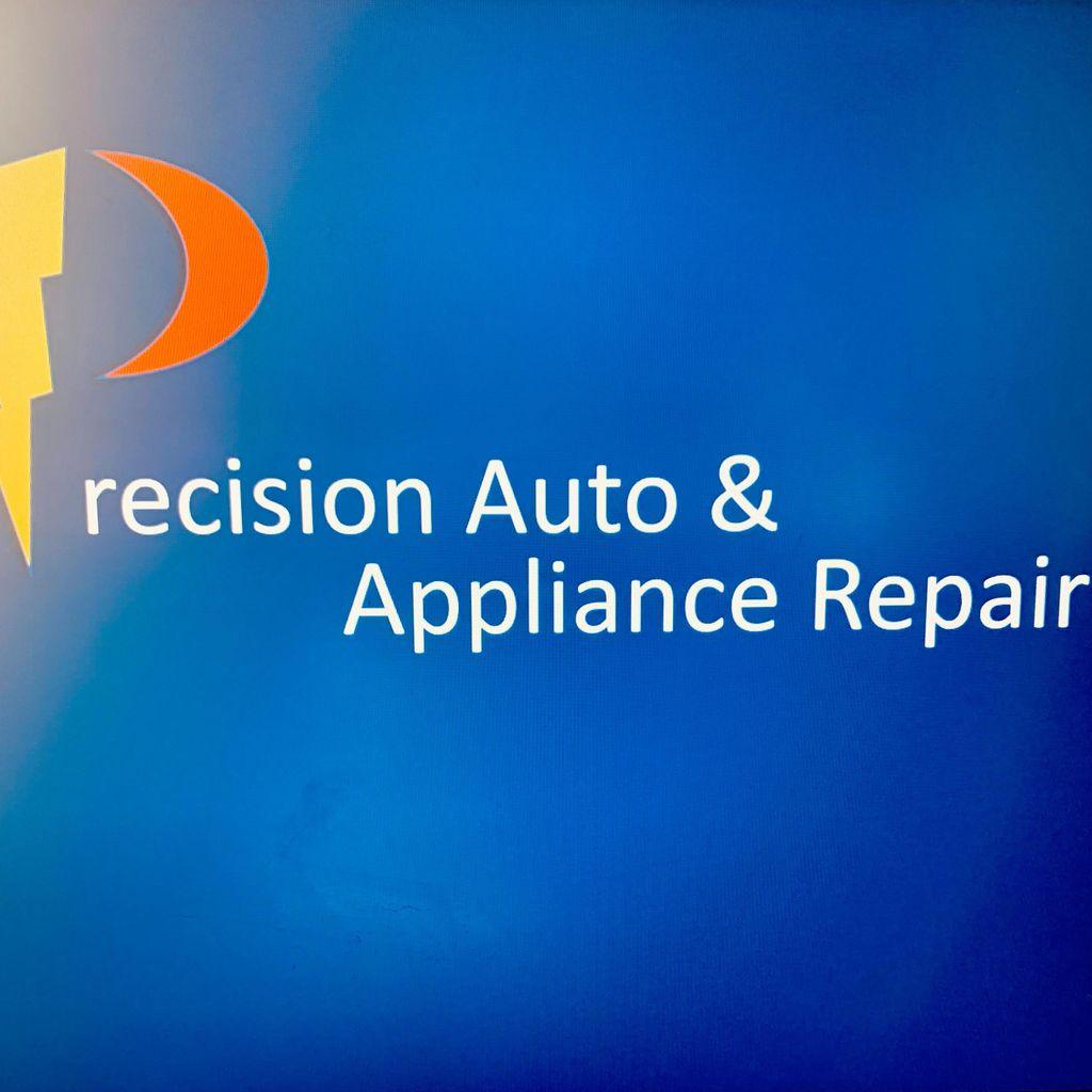 Precision Appliance and Auto Repair