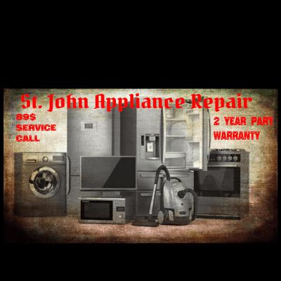 Avatar for St. John Appliance Repair LLC