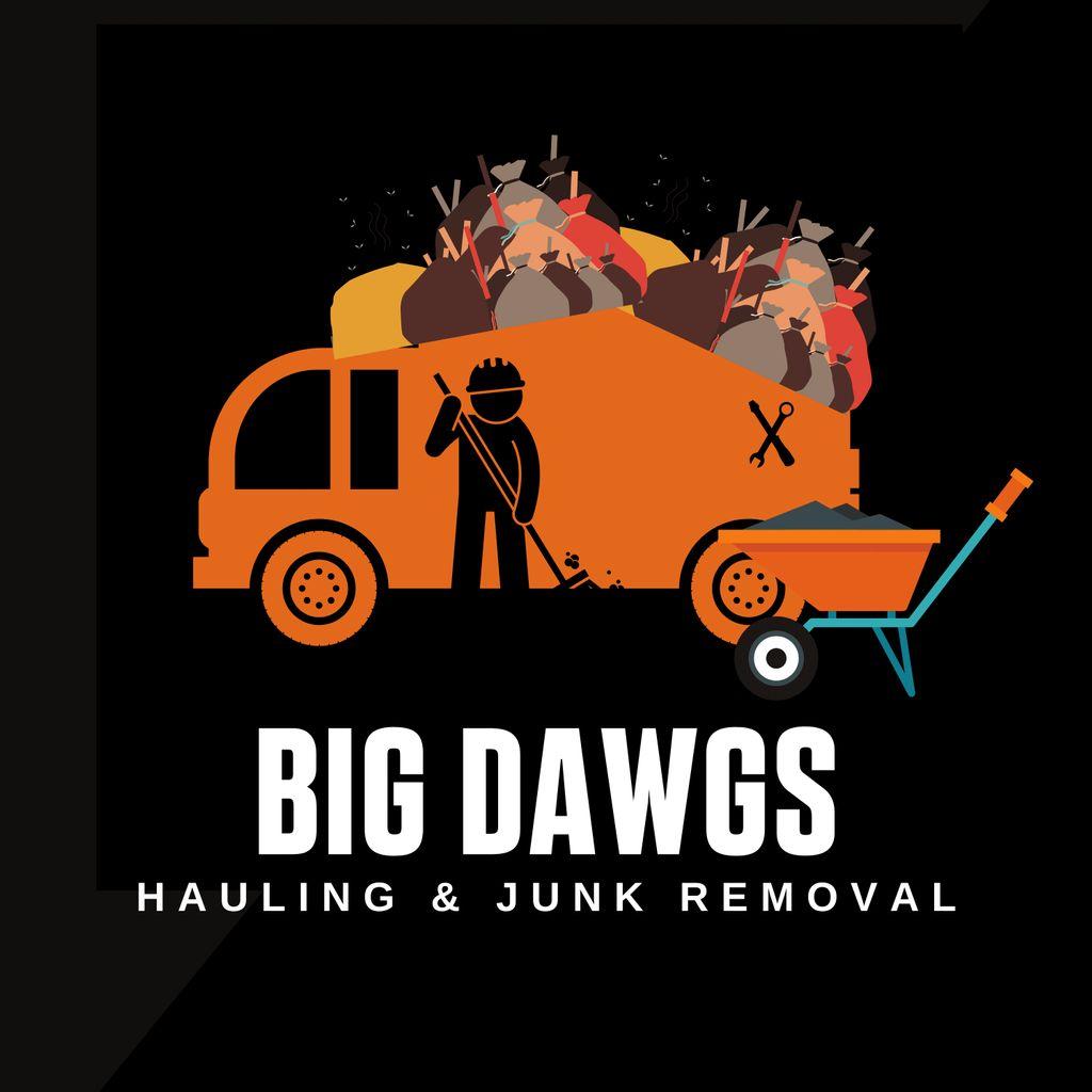 Big Dawgs Hauling & Junk Removal