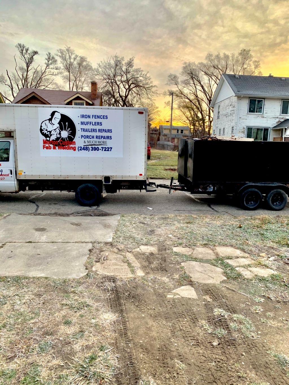 Morton's Welding, Hauling & Junk removal