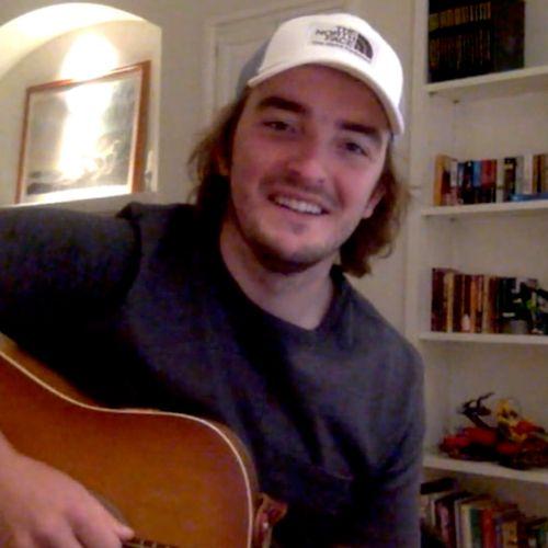 Thomas / Guitar Student