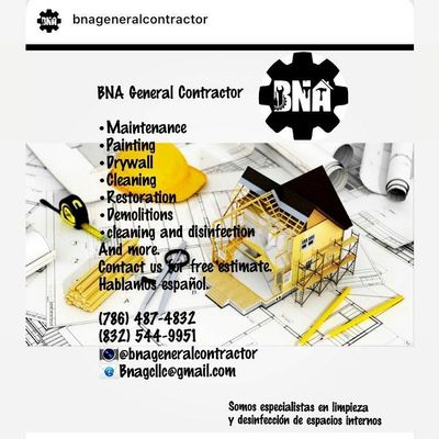 Avatar for Bna General Contrator LLC