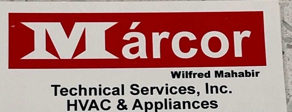 Marcor technical service, INC