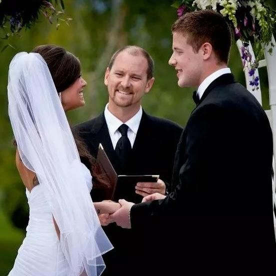 Dan DeMey Wedding Officiant