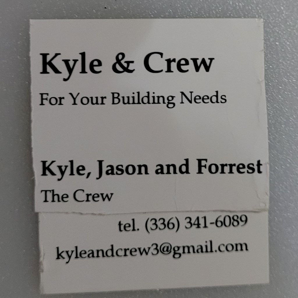 Kyle and Crew