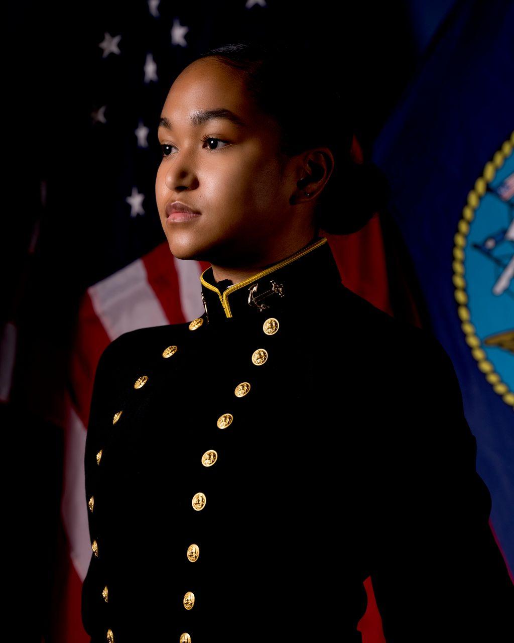 Naval Academy Portraits