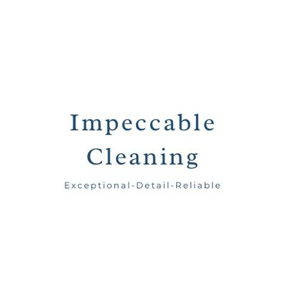 Avatar for Impeccable Cleaning Service