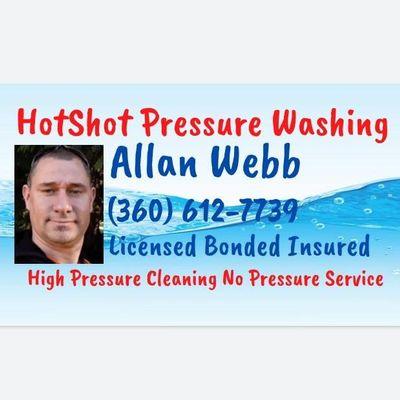 Avatar for HOTSHOT PRESSURE WASHING