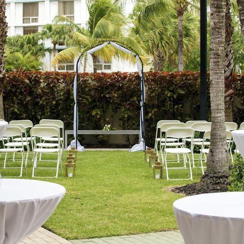 Garden Weddings