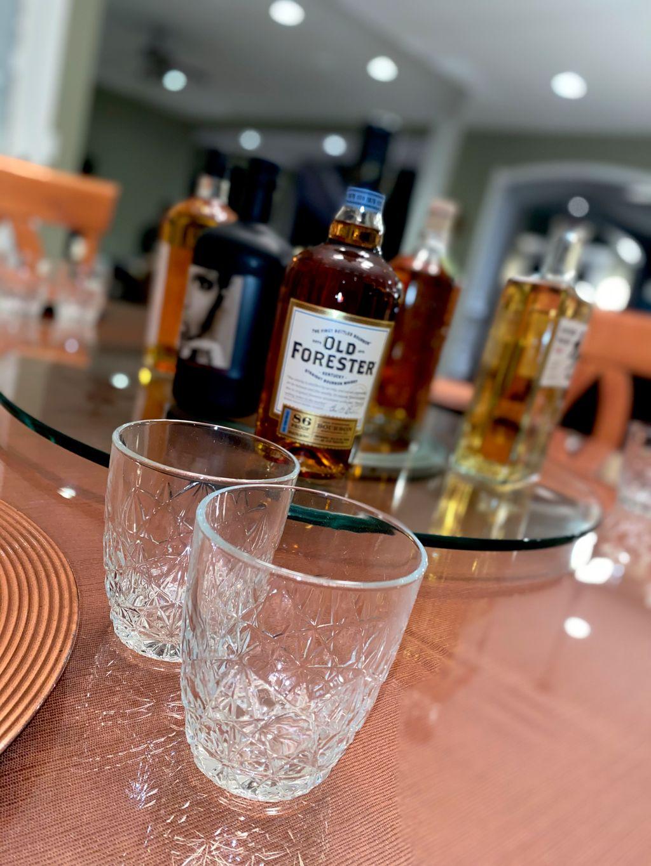 Whiskey Pairing Dinner