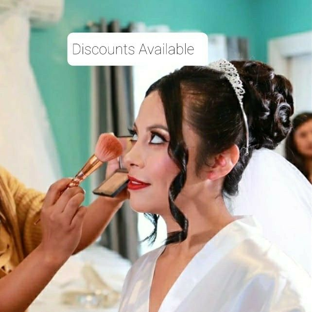 Makeup & Hair Services Lizie Rey