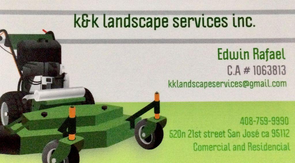 K&K Landscape Services Inc.