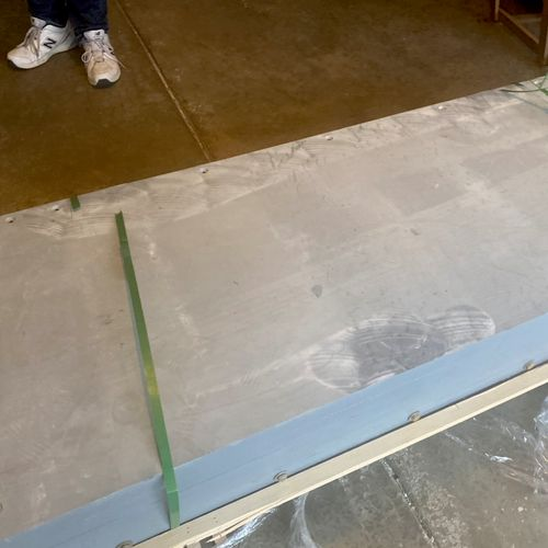 Snooker Table Slabs