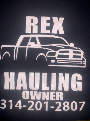 Avatar for Rex's Hauling LLC